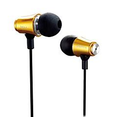 billiga Headsets och hörlurar-MJ8500 I öra Kabel Hörlurar Hörlurar Koppar Mobiltelefon Hörlur headset