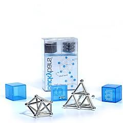 tanie Zabawki magnetyczne-63 pcs Zabawki magnetyczne Plastelina magnetyczna Magnetyczna zabawka Kulki magnetyczne Klasyczny Typ magnetyczny Przeciwe stresowi i niepokojom Zabawka na koncentrację Dla nastolatków / Dziecięce
