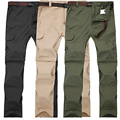 cheap Camping, Hiking & Backpacking-Men's Hiking Pants Outdoor Quick Dry / Removable / Sweat-Wicking Pants / Trousers Hiking / Outdoor Exercise / Multisport