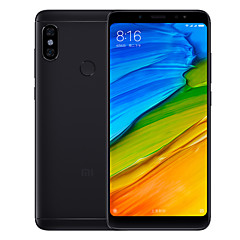 "billiga Mobiltelefoner-Xiaomi Redmi Note 5 Global Version 5,99 tum "" 4G smarttelefon (3GB + 32GB 5 mp / 12 mp Snapdragon 636 4000 mAh mAh) /  dubbla kameror"
