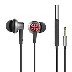 billiga Headsets och hörlurar-Y5 I öra Kabel Hörlurar Dynamisk Koppar Mobiltelefon Hörlur Stereo headset