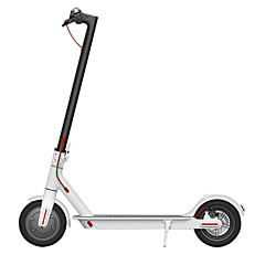 cheap Scooters, Skateboarding & Rollers-Xiaomi M365 Electric Scooter Anti-slip 8 Inch Aluminium Alloy 500*110mm 250 W Up To 30000 m And 25 km/h Lightweight, Portable Folding, APP Control White / Black