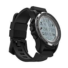 tanie Inteligentne zegarki-Inteligentny zegarek S966 na Android 4.3 i nowszy / iOS 7 i nowsze GPS / Wielofunkcyjne Krokomierz / Rejestrator aktywności fizycznej / Rejestrator snu / siedzący Przypomnienie / Wysokościomierz
