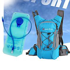 cheap Bike Bags-10 L Bike Hydration Pack & Water Bladder Bike Bag Nylon Bicycle Bag Cycle Bag Hiking / Bike