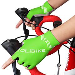 baratos Luvas de Motociclista-ZOLI Pequeno Dedo Unisexo Motos luvas Tecido Respirável / Non-Slip