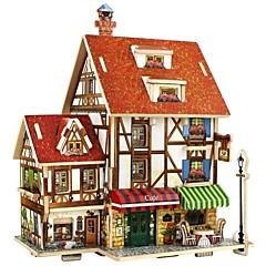 Χαμηλού Κόστους παζλ-Παζλ Σπίτι / 3D Lovely / Αλληλεπίδραση γονέα-παιδιού Όλα Δώρο