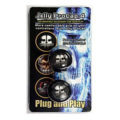 baratos -Controladores de jogo Thumb Stick Grips Para Sony PS3 / Xbox 360 / Um Xbox ,  Controladores de jogo Thumb Stick Grips Silicone 2 pcs unidade