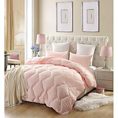 billiga Täcken och överkast-Bekväm - 1 st. Sängöverkast Vår & Höst Polyester Enfärgad