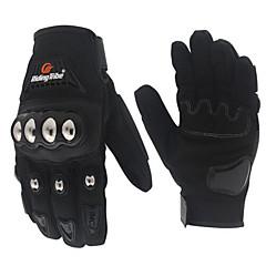 tanie Rękawiczki motocyklowe-RidingTribe Full Finger Dla obu płci Rękawice motocyklowe Nylon Oddychający / Ekran dotykowy