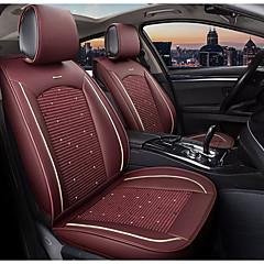 billige Setetrekk til bilen-ODEER Seteputer til bilen Setetrekk Burgunder tekstil Vanlig for Universell Alle år Alle Modeller