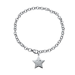 baratos Bijoux de Corps-Tornezeleira - Estrela Fashion, Estilo bonito Prata Para Presente / Diário / Mulheres