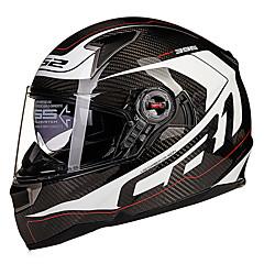 tanie Kaski i maski-LS2 FF396 Kask pełny Doroślu Unisex Kask motocyklowy Hydrofobowy / Tocznych / Odporny na wstrząsy