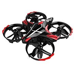 billige Fjernstyrte quadcoptere og multirotorer-RC Drone JJRC T2G RTF 4 Kanaler 6 Akse 2.4G Fjernstyrt quadkopter En Tast For Retur / Hodeløs Modus / Flyvning Med 360 Graders Flipp Fjernstyrt Quadkopter / Fjernkontroll / 1 USD-kabel