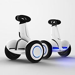 abordables Trottinettes, Skateboards & Rollers-Xiaomi N4M340 Ninebot Plus Gyro Skate / Trottinette Electrique Antidérapant 11 pouce Alliage de Magnésium 800 W Jusqu'à 35000 m Et 18 km/h Bluetooth, Contrôle de l'APP, BMS Blanc Tous