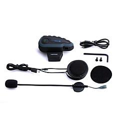 tanie Zestawy słuchawkowe do kasków-EJEAS V8SV Bluetooth 3.0 Słuchawki Bluetooth Motor