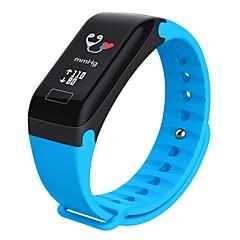 tanie Inteligentne zegarki-R3C Inteligentny zegarek Android iOS Bluetooth Wodoodporny Pulsometry Pomiar ciśnienia krwi Ekran dotykowy Długi czas czuwania Krokomierz Rejestrator snu siedzący Przypomnienie Budzik Chronograf