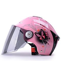 tanie Kaski i maski-YEMA 310 Braincap Doroślu Męskie Kask motocyklowy Odporność na promienie UV