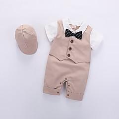 cheap Baby & Toddler Boy-Baby Boys' Print Short Sleeves Romper