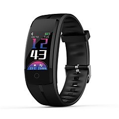 tanie Inteligentne zegarki-Inteligentne Bransoletka QS100 na Android iOS Bluetooth Wodoodporny Ekran dotykowy Spalonych kalorii Długi czas czuwania Kreatywne Krokomierz Powiadamianie o połączeniu telefonicznym Rejestrator