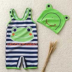 billige Badetøj til drenge-Børn / Baby Drenge Stribet Badetøj