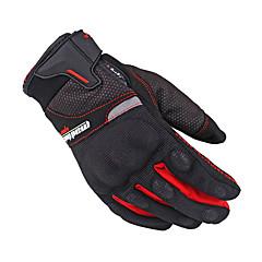 tanie Rękawiczki motocyklowe-Madbike Pełny palec Dla obu płci Rękawice motocyklowe Mieszane materiały Ekran dotykowy / Oddychający / Wodoodporność