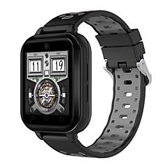 tanie Inteligentne zegarki-Inteligentny zegarek STQ1PRO na Android iOS Bluetooth Wodoodporny Pulsometry Ekran dotykowy Spalonych kalorii Długi czas czuwania Krokomierz Powiadamianie o połączeniu telefonicznym Rejestrator / 1GB