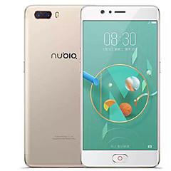 """billiga Mobiltelefoner-NUBIA M2 5.5 tum """" 4G smarttelefon ( 4GB + 64GB 13 + 13 mp Qualcomm Snapdragon 625 3630 mAh mAh ) / 1920*1080"""