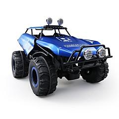 baratos Carros Controle Remoto-Carro com CR 2.4G Stunt Car / Drift Car 1:18 Electrico Não Escovado KM / H