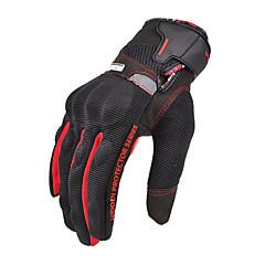 baratos Luvas de Motociclista-Madbike Dedo Total Unisexo Motos luvas Mistura de Material Sensível ao Toque / Respirável / Anti-desgaste