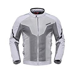 baratos Jaquetas de Motociclismo-DUHAN 183 Roupa da motocicleta JaquetaforHomens 600D de poliéster Verão Resistente ao Desgaste / Proteção / Refletivo