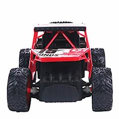 baratos Carros Controle Remoto-Carro com CR 4CH Jipe (Fora de Estrada) 1:18 Electrico Não Escovado