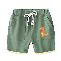 billige Gutteklær-Barn Gutt Ensfarget Shorts