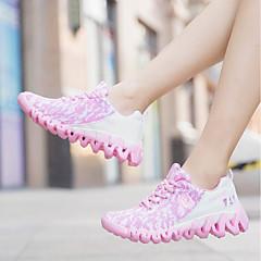 tanie Buty do biegania-Damskie Adidasy TR Chodzenie / Bieganie / Jogging Oddychalność, Zdatny do noszenia, Non Slip Tiul / Siateczka Czarny / Zielony / Różowy