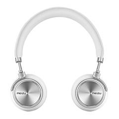 billiga Headsets och hörlurar-MEIZU HD-50 Headband Kabel Hörlurar Hörlurar Koppar Mobiltelefon Hörlur Vikbar / mikrofon / Med volymkontroll headset