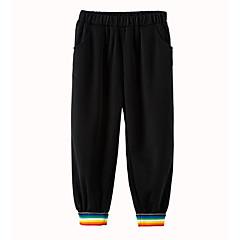 tanie Odzież dla dziewczynek-Dzieci Dla dziewczynek Jendolity kolor Spodnie