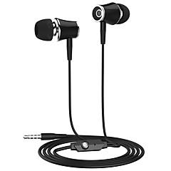 billiga Headsets och hörlurar-langsdom LSDM21 I öra Kabel Hörlurar Hörlurar / / Plastskal / POLY Mobiltelefon Hörlur mikrofon / Ergonomisk Comfort-Fit / Bekväm headset