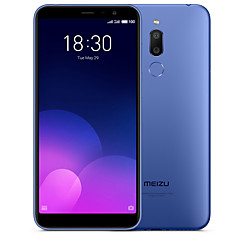 "billiga Mobiltelefoner-MEIZU M6T Global Version 5.7 tum "" 4G smarttelefon ( 3GB + 32GB 2 mp / 13 mp MediaTek MT6750T 3300 mAh mAh )"