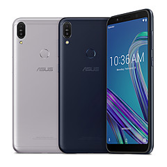 "billiga Mobiltelefoner-ASUS ZenFone Max Pro (M1) 6 tum "" 4G smarttelefon (3GB + 32GB 5 mp / 13 mp Snapdragon 636 5000 mAh mAh) /  dubbla kameror"