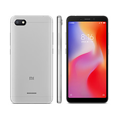 "abordables -Xiaomi Redmi 6A Global Version 5.45 pulgada "" Smartphone 4G (2GB + 16GB 13 mp MTK Helio A22 3000 mAh mAh)"