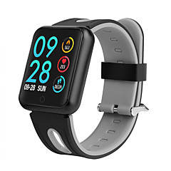 billige Smartklokker-P68 Smart armbånd Android iOS Bluetooth Sport Vanntett Pulsmåler Blodtrykksmåling Pekeskjerm Pedometer Samtalepåminnelse Aktivitetsmonitor Søvnmonitor Stillesittende sittende Påminnelse