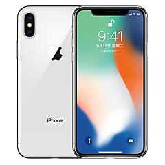 billige Telefoner og nettbrett-Apple iPhone X A1865 5.8 tommers 256GB 4G smarttelefon - oppusset(Sølv)
