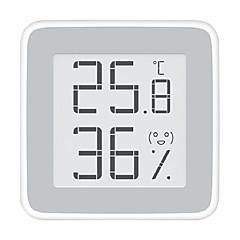 Χαμηλού Κόστους Thermometers-xiaomi miaomiaoce mmc - c201 Θερμόμετρο οθόνης e-ink - λευκό