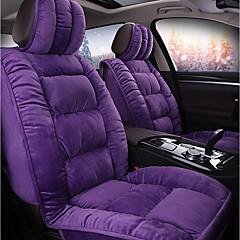 billige Setetrekk til bilen-ODEER Setetrekk til bilen Setetrekk Lilla tekstil / Acetat Vanlig Til Universell Alle år Alle Modeller