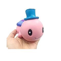 tanie Odstresowywacze-Zabawki do ściskania Gadżety antystresowe Żółw Przeciwe stresowi i niepokojom Ukojenie przy ADD, ADHD, niepokojach, autizmie Interakcja rodziców i dzieci Poron 1 pcs Dzieci Zabawki Prezent