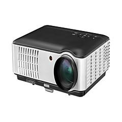 preiswerte -Factory OEM RD-806 LCD Projektor fürs Büro / Heimkino-Projektor / Projektor für Schule & Ausbildung LED Projektor 2800 lm Unterstützung 1080P (1920x1080) 50-200 Zoll Bildschirm / WXGA (1280x800)