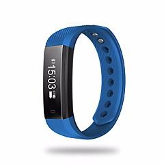 tanie Inteligentne zegarki-Inteligentny zegarek E-TLWD2hr na Android iOS Bluetooth Pomiar ciśnienia krwi Ekran dotykowy Spalonych kalorii Rejestr ćwiczeń Informacje Czasomierze Stoper Rejestrator aktywności fizycznej