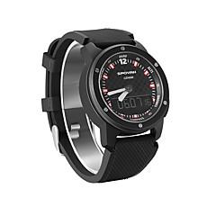 tanie Inteligentne zegarki-Inteligentny zegarek Cemini1 na Android iOS OTG Sport Wodoodporny Spalonych kalorii Kompas Czasomierze Stoper Krokomierz Budzik