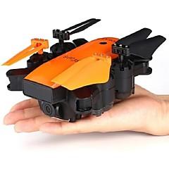 billige Fjernstyrte quadcoptere og multirotorer-RC Drone IDEA 7 RTF 4 Kanaler 6 Akse 2.4G / WIFI Med HD-kamera 2.0MP 720P Fjernstyrt quadkopter Hodeløs Modus / GPS Posisjonering / Sveve Fjernstyrt Quadkopter / Fjernkontroll / 1 USD-kabel