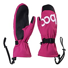 baratos Luvas de Motociclista-Dedo Total Unisexo Motos luvas Tecido Prova-de-Água / Manter Quente / Protecção