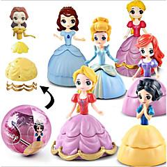 tanie Zabawki nowoczesne i żartobliwe-Gadżety antystresowe Rodzina Księżniczka Prosty Miękki plastik 1 pcs Męskie Wszystko Zabawki Prezent
